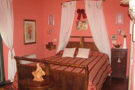 Comfortable B&B Galù - Pink room - San Secondo Parmense