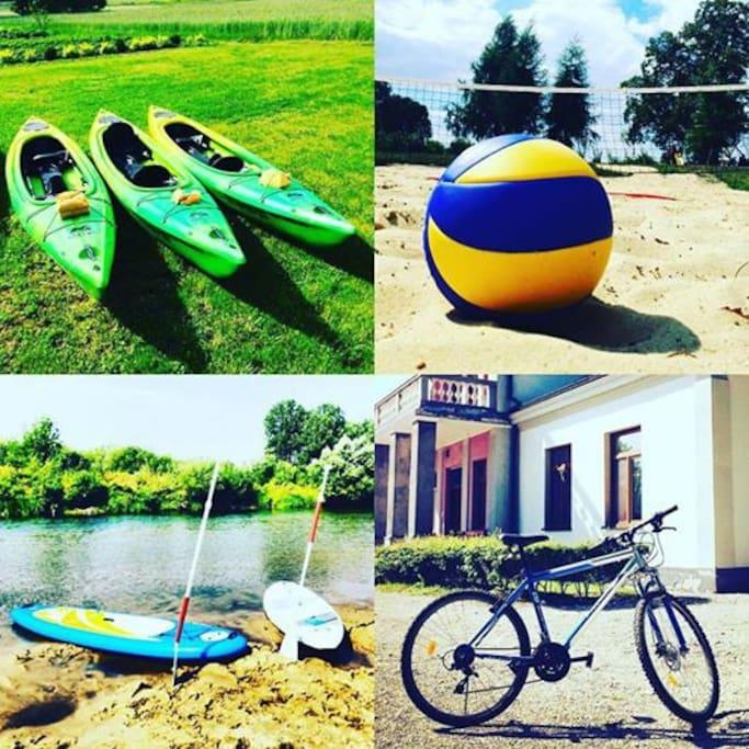 Sport w Agropark