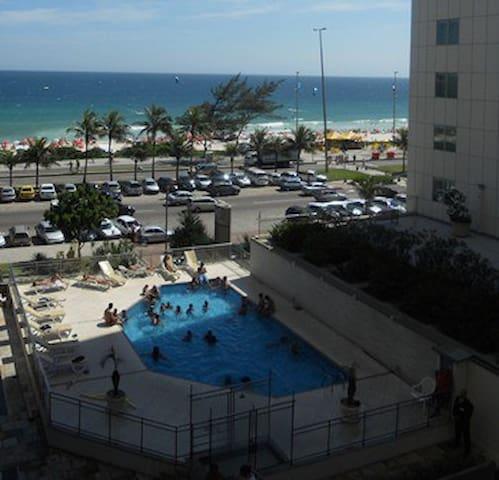Sea view in Barra Beach
