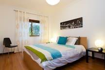 Suite com cama dupla