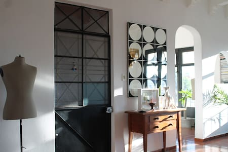 Atelier downtown - Santiago de Querétaro - Apartment
