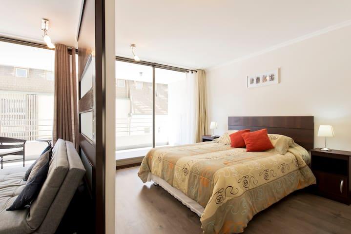 Beautiful and confortable appartmet - Viña del Mar - Appartement