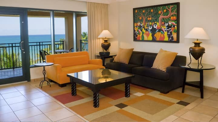 2 Bedroom Beachfront @ Wyndham RioMar *TOP FLOOR!*