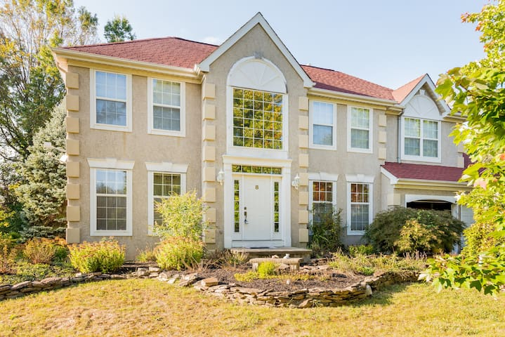 Gorgeous home with multiple rooms - Bordentown - Dom