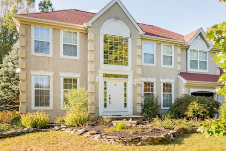 Gorgeous home with multiple rooms - Bordentown - Σπίτι