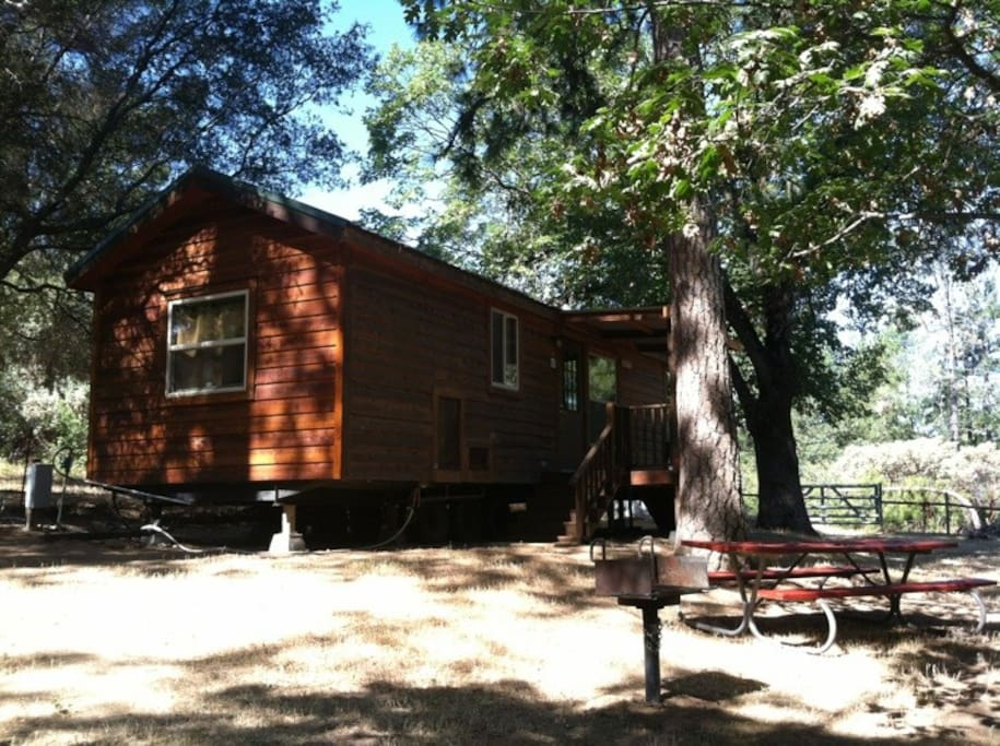 Bass Lake Yosemite Cabin Cottage C Cabins For Rent In