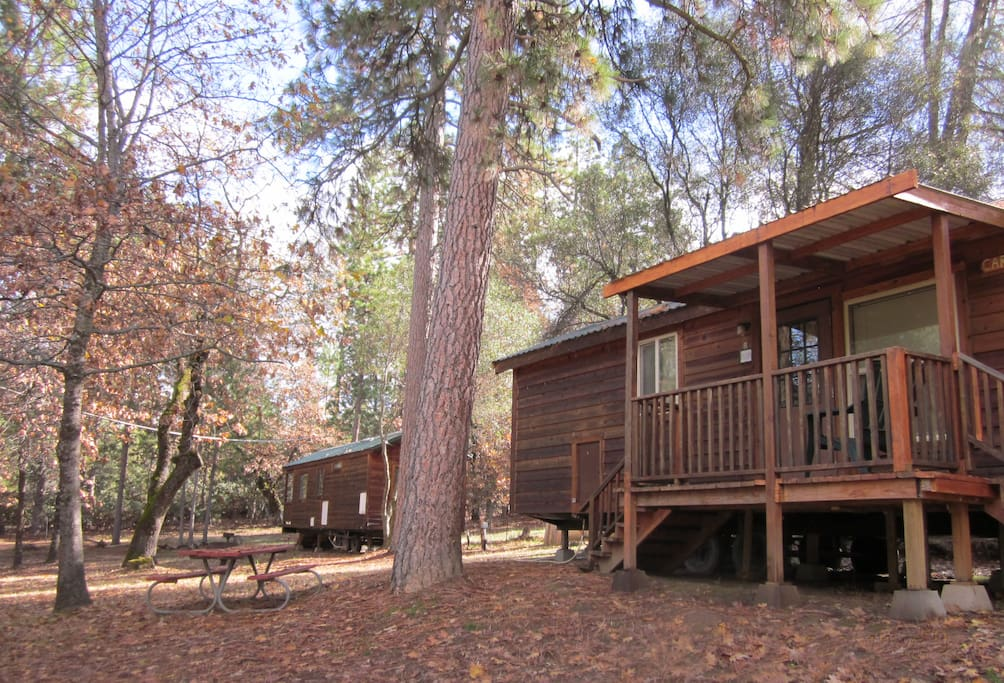Bass Lake Yosemite Cabin Cottage C Cottages For Rent In