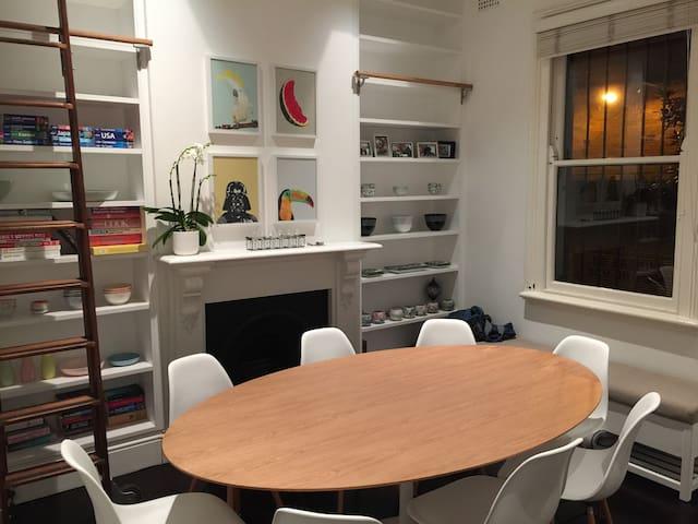 Beautiful Modern Terrace - Darlinghurst - Casa
