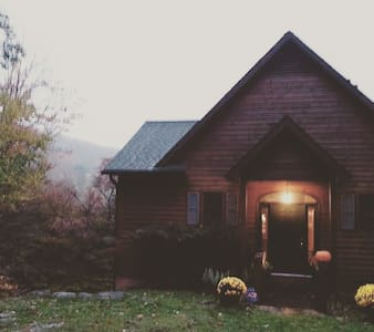Modern+Rustic Beech Mountain Cabin on 90 Acres! AC - House