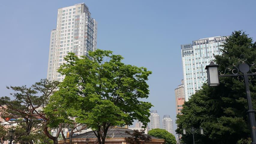 비움&채움 - Yuseong-gu - Apartemen