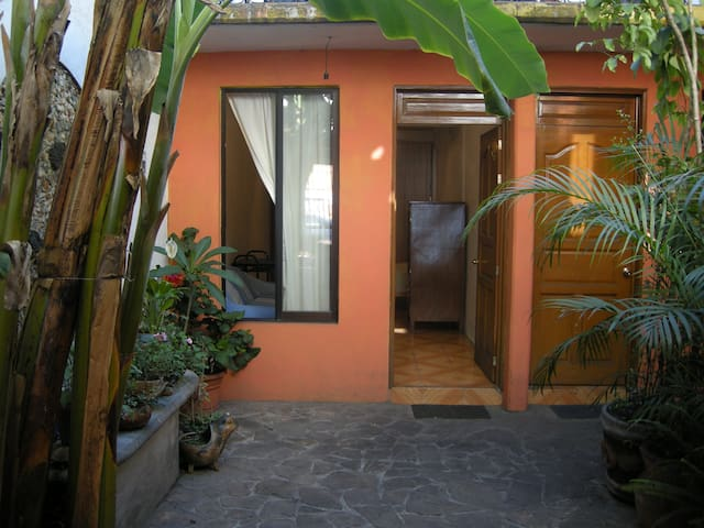 Private accomodation for travellers - Oaxaca - Ev
