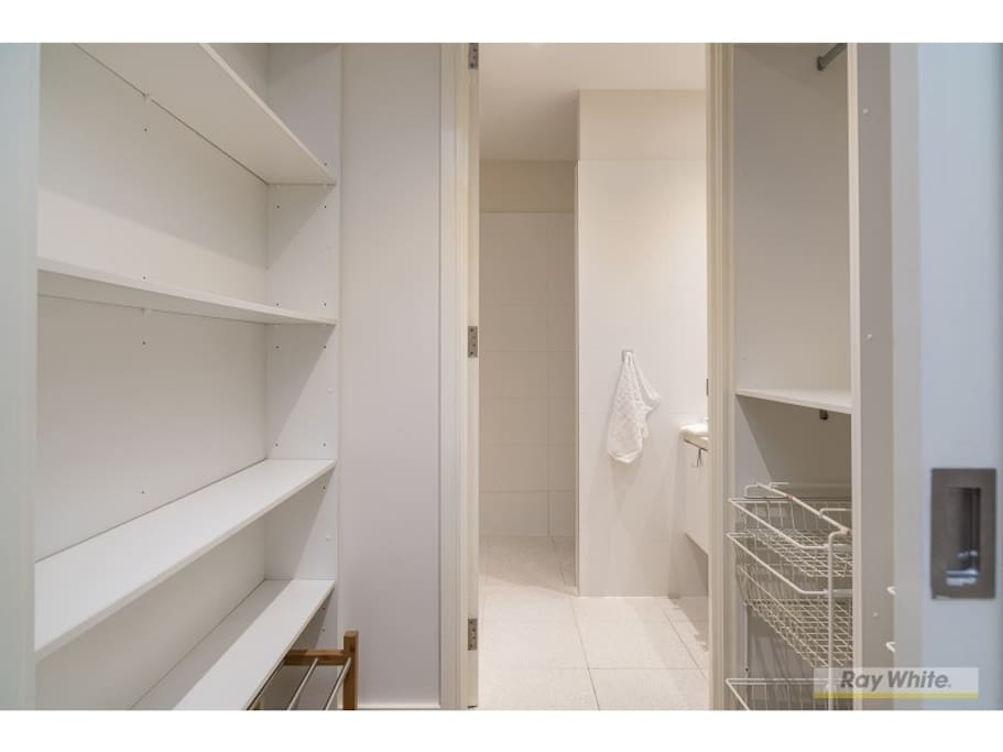 Walk in robe and Ensuite
