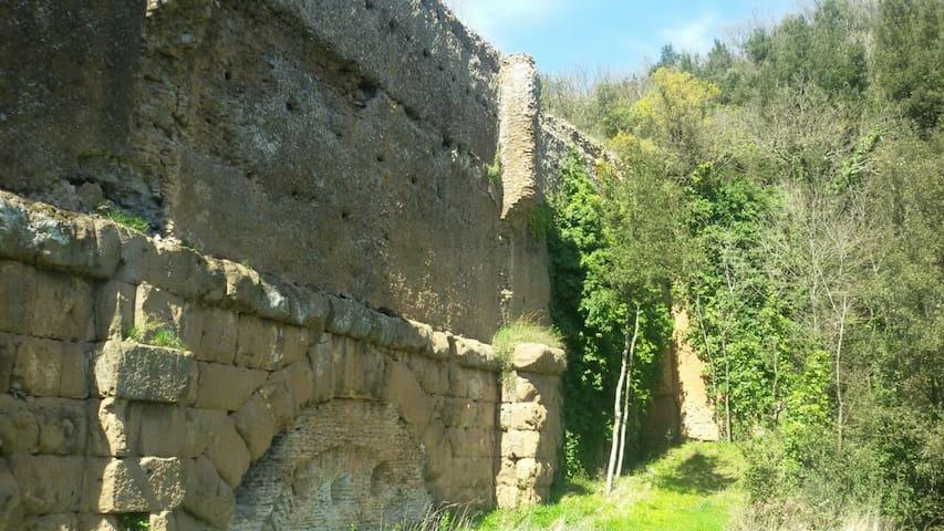 Vill. luminoso sui Colli Prenestini - Gallicano Nel Lazio - Stadswoning