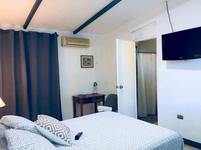 Private room for 2 @manyaku hostel