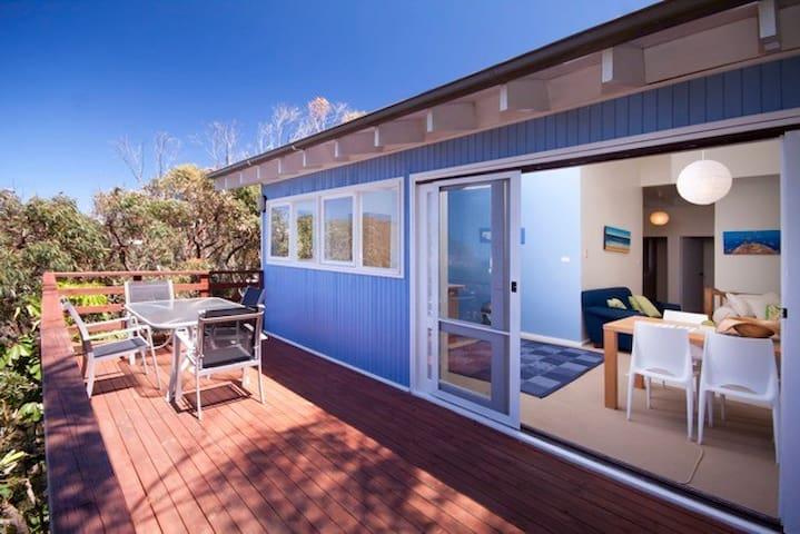 Aarons Hideaway @ Boomerang Beach - Boomerang Beach - Casa