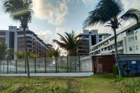 Paraíso em Ponta de Campina - Cabedelo