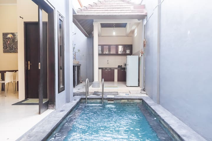 3BR Legian Seminyak Beach and Clubs