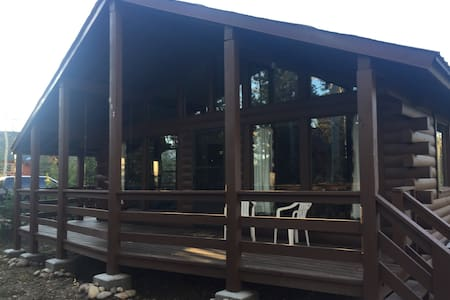 Cabin Fully Furnished on 1/2 Acre - Grand Lake - Дом