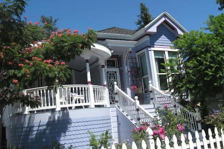 Charming Victorian in downtown Napa