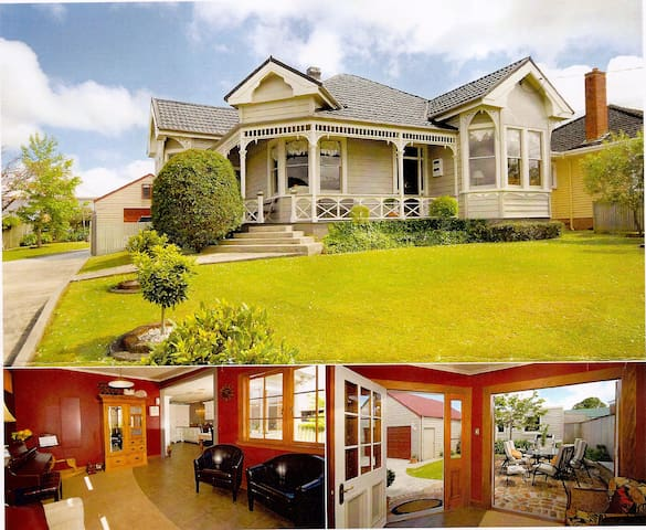 Beautifully restored 4 Bed Villa - Dargaville - House