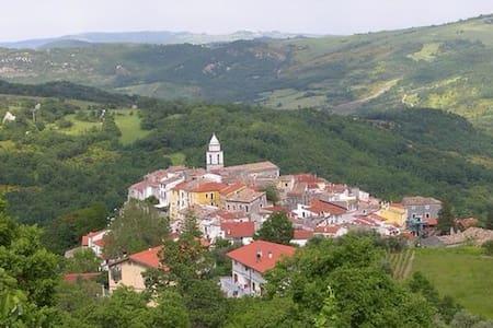 Grazioso bilocale vista panoramica - Civitanova del Sannio - Apartamento