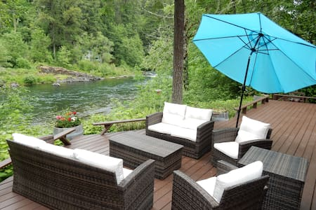 One Of A Kind Place at McKenzie River!