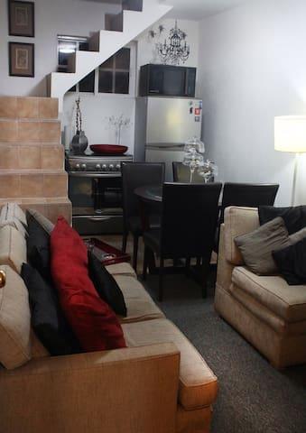 Acogedor apartamento en San Nicolás