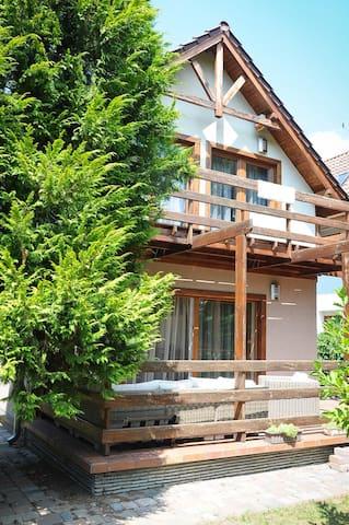 Új (2008) Ház Bükfürdőn (160m2) - Bük - Σπίτι