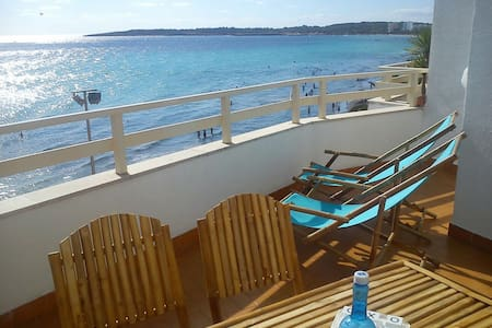 Lovely Apartment Terrace Sea View - Cala Millor