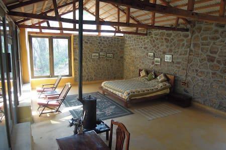 Aashraya on Ganga - Middle Cottage