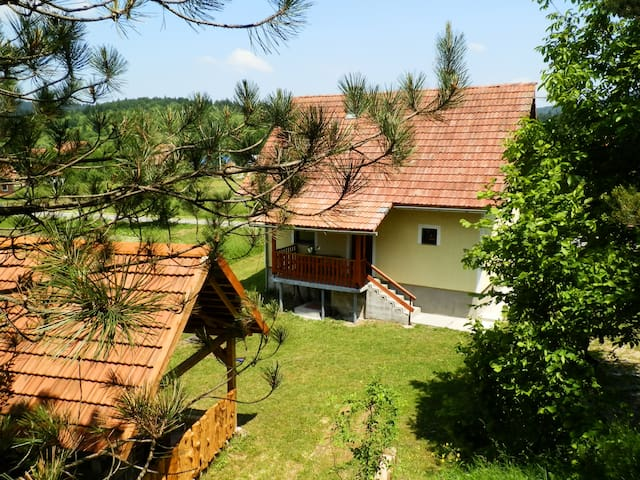 Holiday Home Lana - Saborsko - Dom