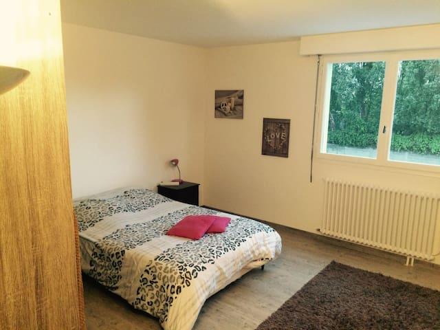 108 m² idéalement situé, gare - Laval - Leilighet