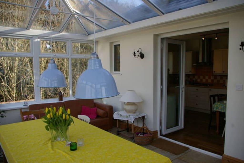 Conservatory-Sun lounge