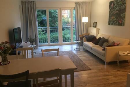 Schöne Wohnung mitten in Hamburg