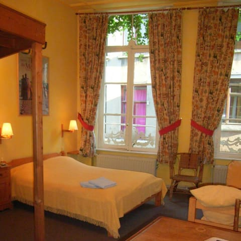 Enich Anders studio 2-4p centrum - Antwerpen - Bed & Breakfast