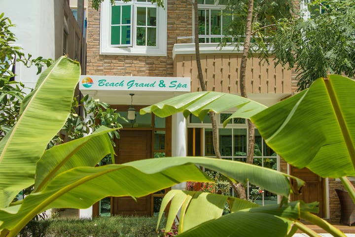 Hotel Beach Grand & Spa - Hulhumale - Hus