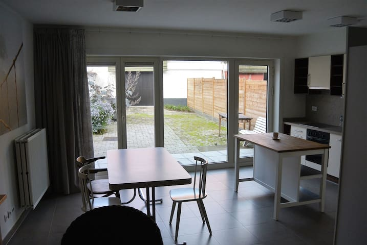 Studio between Ghent Oudenaarde - Nazareth - Apartament
