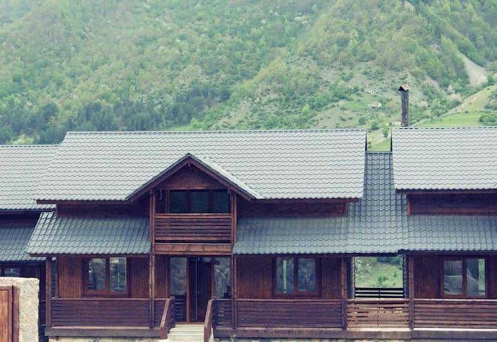 Hotel Banguriani in Mestia - GA - Villa