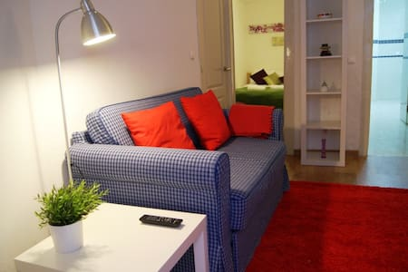 Cozy Apartment 20 Lisbon WI_FI