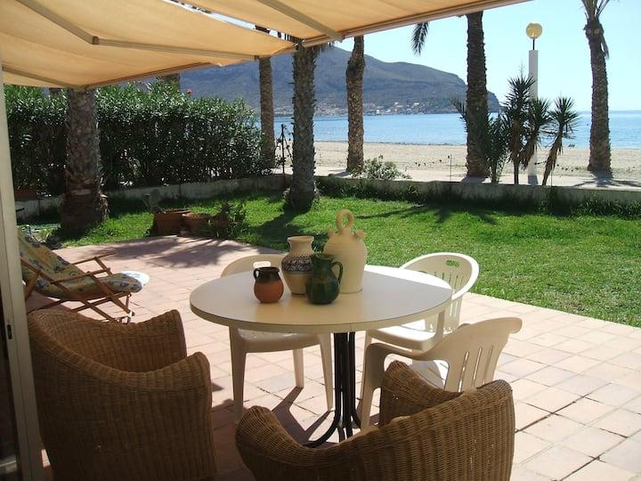 Maison sur la plage, au sud Espagne