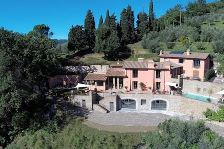 Villa Le Panteraie - Tuscany - Montecatini Terme - Villa