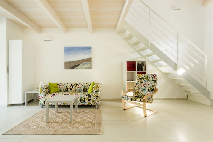 Design home (1) in genuine Sardinia - Cabras - 連棟房屋