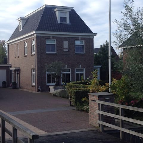 Guesthouse with private entrance - Dordrecht - Wohnung