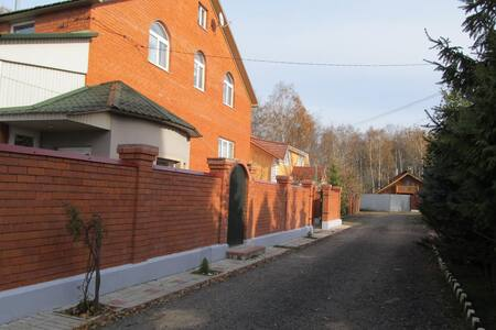 Коттедж на сутки д. Красная Горка. - Krasnaya Gorka - House