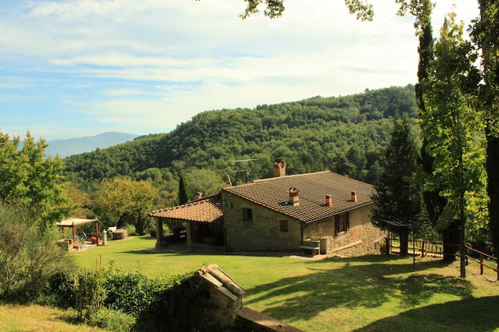 Country house Tuscany near Florence