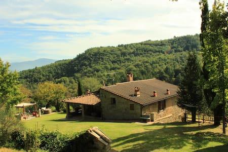 Country house Tuscany near Florence - Poppi
