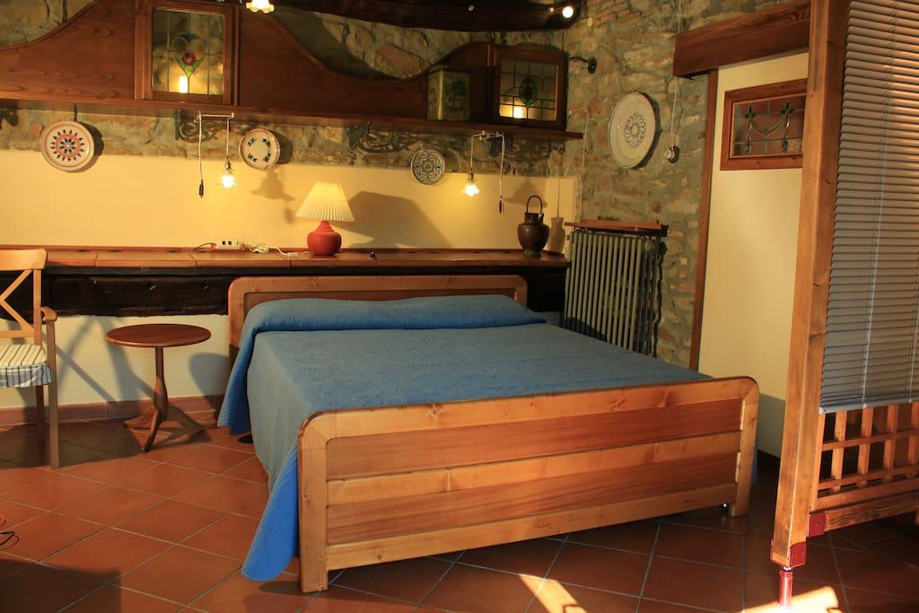 camera matrimoniale Villa