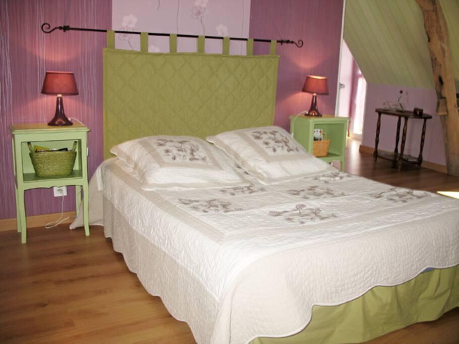lit 2 personnes 160*200