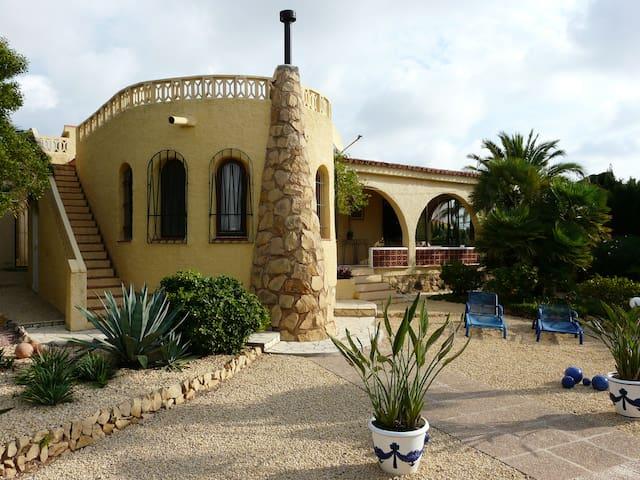 """Ferienhaus mit Pool """"Recuerdo"""""""