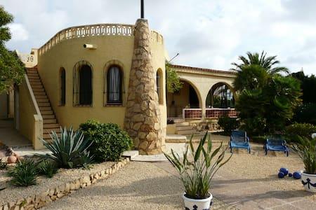 """Ferienhaus mit Pool """"Recuerdo"""" - La Nucia"""